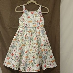 Beautiful Spring Flowers Dress Monsoon Brand